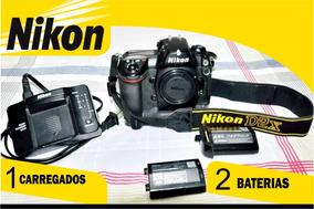 Corpo Da Nikon D2x Excelente Usada Linda E Pefeita