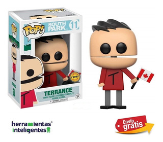 Terrance Chase Funko Pop South Park