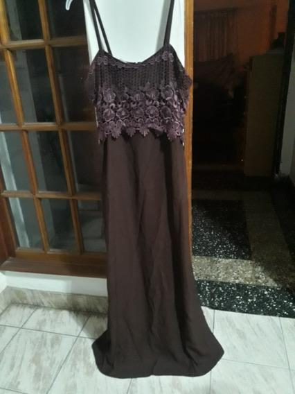 Vestido Solero Largo