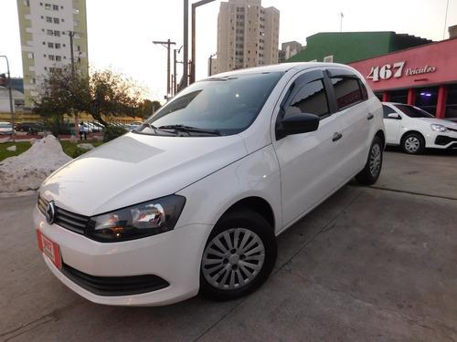 Volkswagen Gol 1.6 2016 Branco Completo
