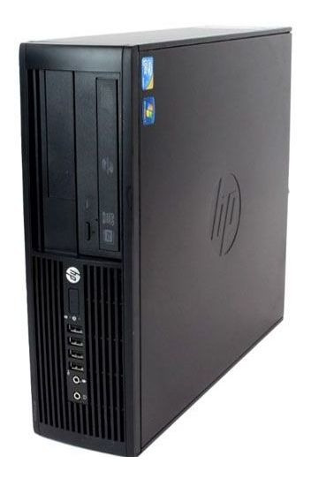 Computador Hp Compaq 4000 Core 2 Duo 4gb Ram Hd 160gb