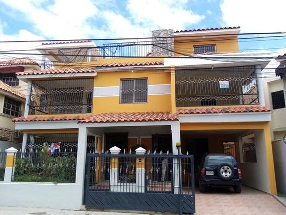 Nueva Y Amplia Casa En Las Arecas De Un 2do Nivel 4 Hab...