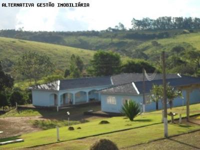 Chacara Residencial Em Sao Roque De Minas - Mg, Centro - Chv0003