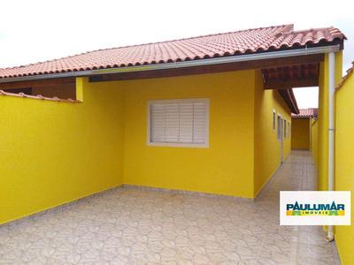 Casa Com 2 Dorms, Vera Cruz, Mongaguá - R$ 230 Mil, Cod: 828399 - V828399