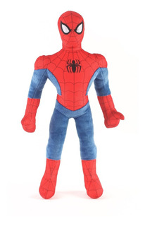 Spiderman Muñeco Peluche 45cm Licencia Marvel Original 27039