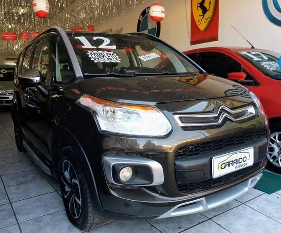 Citroën Aircross 2012 1.6 Exclusive Flex Top De Linha