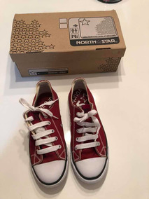 Zapatilla Converse Roja