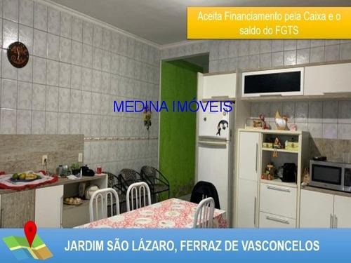 Imagem 1 de 27 de Casa Para Venda Em Ferraz De Vasconcelos! - Ca00367 - 69668724