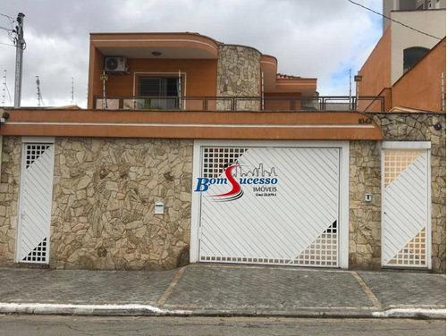 Imagem 1 de 30 de Sobrado Com 3 Dormitórios À Venda, 400 M² Por R$ 1.950.000,00 - Vila Carrão - São Paulo/sp - So1675