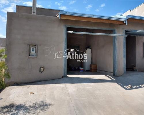 Imagem 1 de 1 de Vende-se Casa  No Parque Residencial Dos Sabiás,  Indaiatuba/sp,  Com 2 Quatros,  Vaga De Garagem. - Ca04523 - 68240942