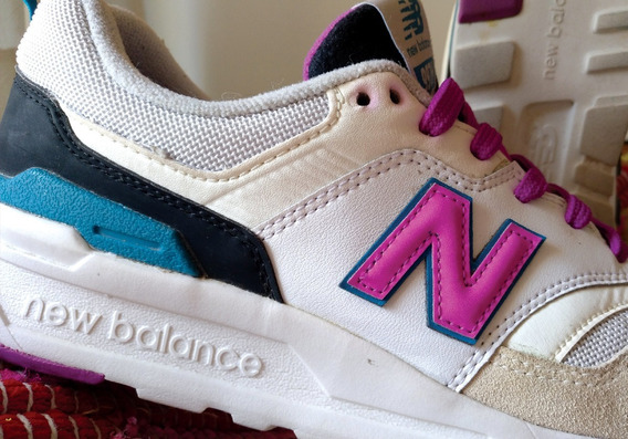 Zapatillas Una Postura New Balance 997h