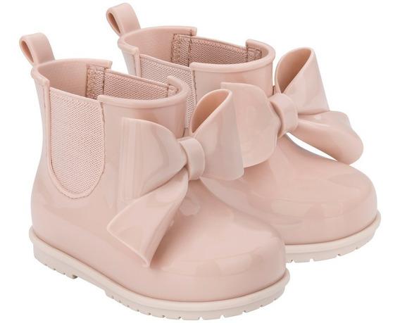Bota Galocha Infantil Zaxy Nina Boot Baby C/ Laço