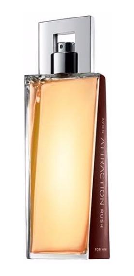 Perfume Avon Attraction Rush 75ml Masculino