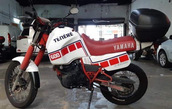 Yamaha Teneré 600 89