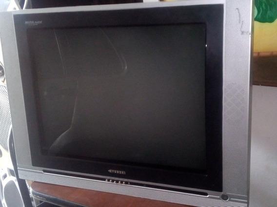 Televisor 29 Marca Hyundai Muy Conservado