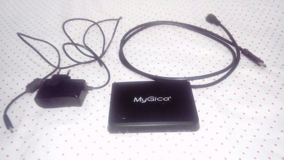 Placa De Captura Standalone Mygica Hd Cap X