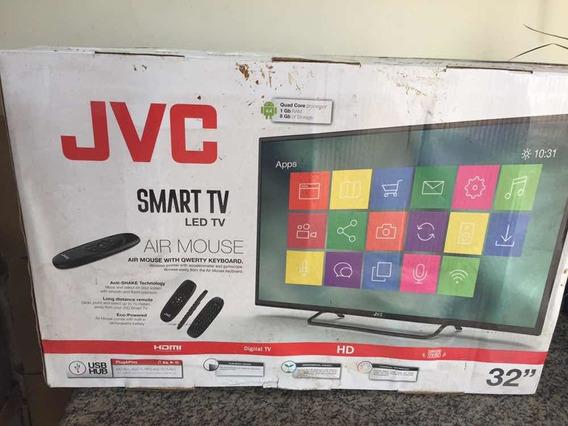 Tv 32 Gb Smart Jvc Para Retirada De Peças.