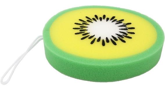 Esponja Para Banho Crianças Modelo Frutas Infantil Divertida