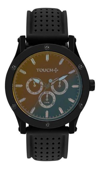 Relógio Touch Unissex Preto Tw6p29zi/8p