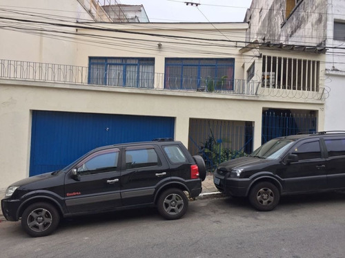 Imagem 1 de 13 de Casa Na Vila Monumento - 250m² De Área Construída - Oportunidade!!! - Ai23636