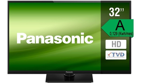 Televisor Led Panasonic 32 Pulgadas Viera 32a400