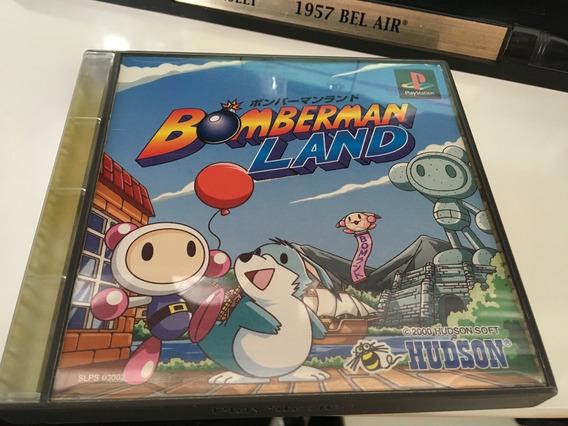 Super Lote Bomberman Para Playstation 1 - World / Land - V96