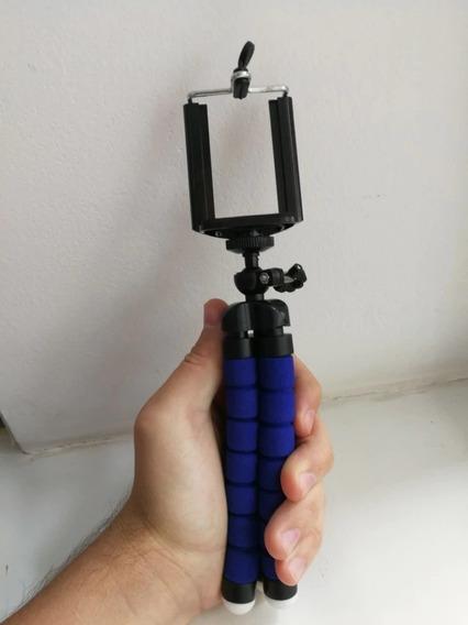 Tripé Flexível Para Celular Gopro Câmeras Pronta Entrega