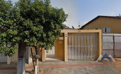 Imagem 1 de 24 de Casa Com 3 Dormitórios À Venda, 95 M² Por R$ 350.000,00 - Jardim Honda 2 - Londrina/pr - Ca1190