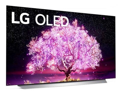 Imagem 1 de 9 de Smart Tv Oled55c1 55 Polegadas 4k 120hz Hdmi 2.1 2021 LG