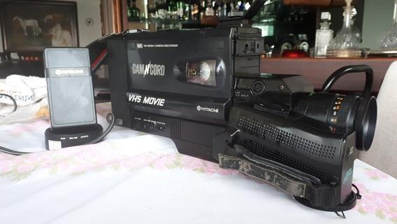 Cameras Cabon 1.4 Filmadora Hitachi