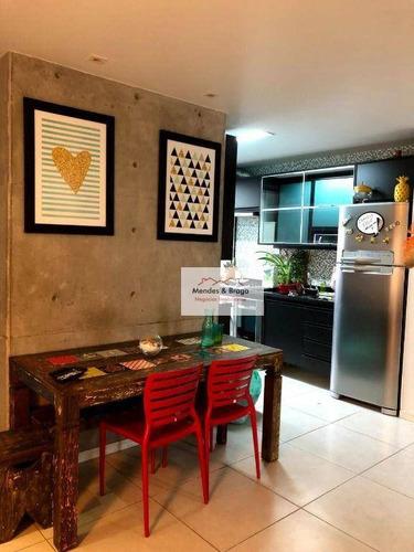 Imagem 1 de 23 de Apartamento À Venda, 72 M² Por R$ 700.000,00 - Anália Franco - São Paulo/sp - Ap2781