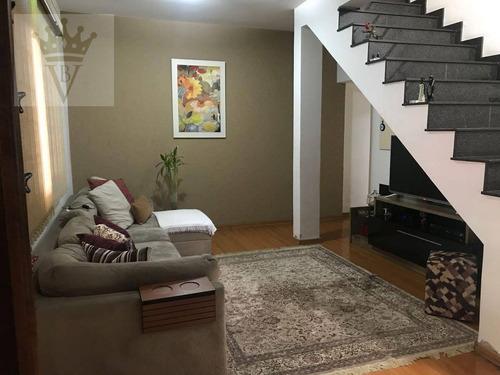 Casa Com 4 Dormitórios À Venda, 240 M² Por R$ 1.150.000,00 - Ipiranga - São Paulo/sp - Ca0070
