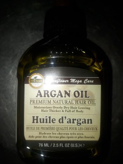 Aceite De Argan Traido De Usa