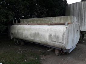 Tanque Cisterna 9000 Lts ( Dos Cisternas)