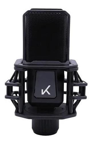 Microfono De Estudio Condensador Con Case K10tm K-acoustic