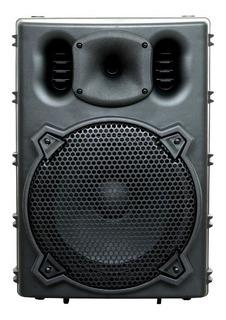 Parlante Portable Gran Potencia 10000w 250rms Usb Memoria Sd Bluetooth Gran Calidad De Sonido + Microfono Y C. Remoto