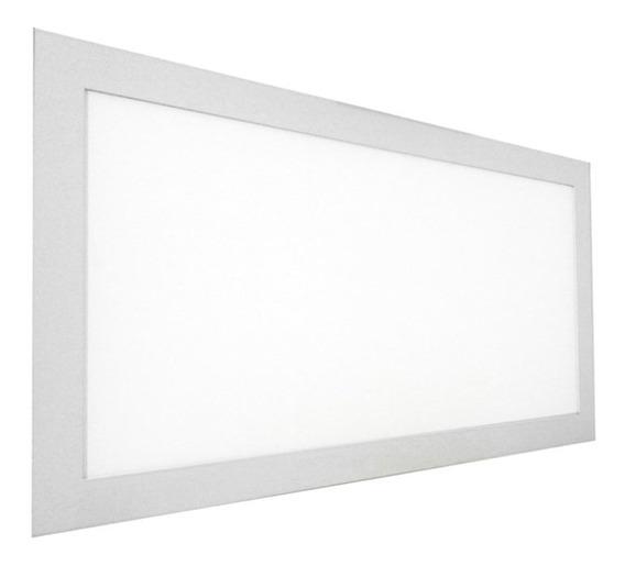 Painel Led De Embutir 40w Luz Branca Retangular Bivolt Empal