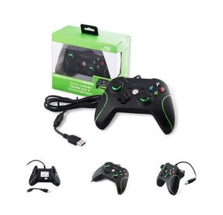 Control Xbox One Mando Joystick Consola Xbox One Alambrico