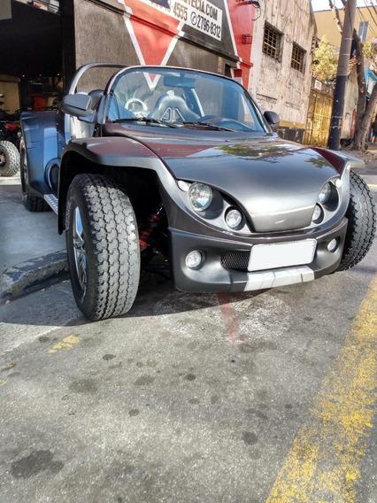 Super Buggy 1.6flex Premium Preto