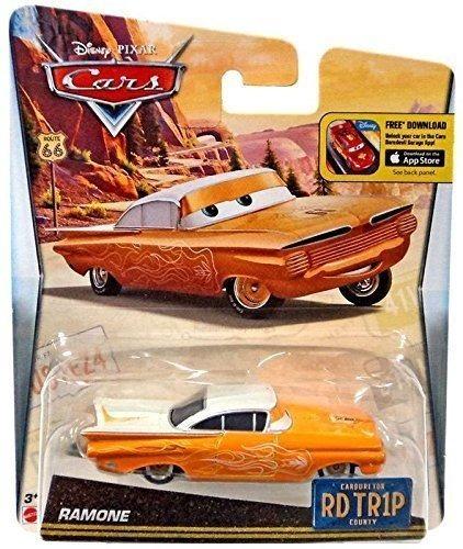 Disney Pixar Cars, Sally, Flo, Fillmore, Mcqueen, Ver Video.
