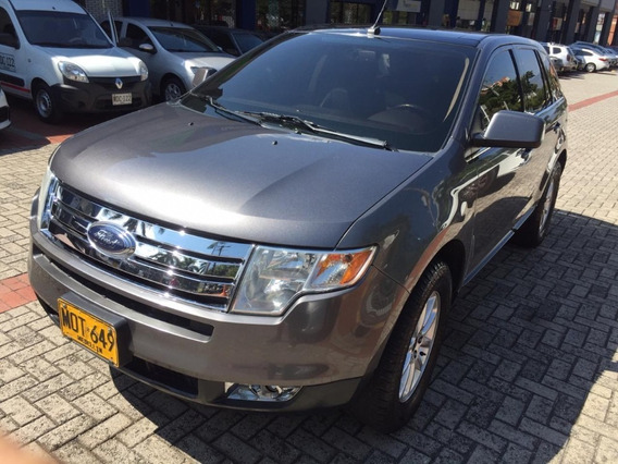Ford Edge Limited 3.5 4x4 At 2010