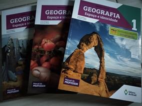 Geografia Espaco E Identidade + Geografia Ser Protagonista