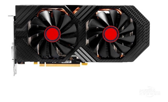 Placa De Video Xfx Rx580 8g