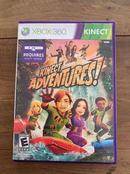Game Xbox 360 - Kinect Adventures! - Novíssimo