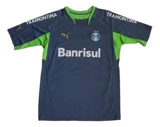 Camisa Grêmio Treino 2007 - Camiseta Puma Futebol