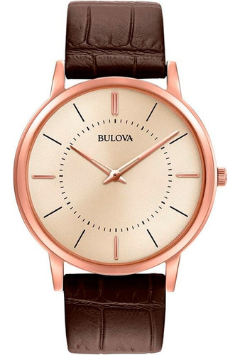 Relógio Bulova Masculino Classic 97a126n