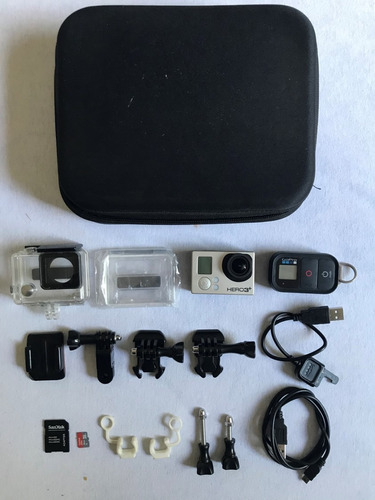 Camera Go Pro Hero 3 + Controle Wifi