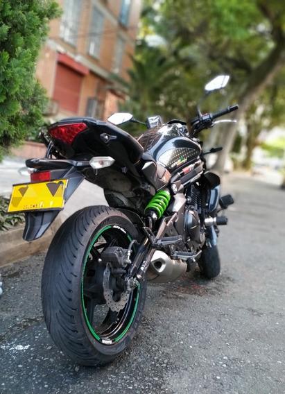 Kawasaki Er6n Modelo 2014 Er 6n