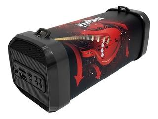Parlante Portatil Bluetooth Nisuta Ns-pa9 Radio Fm Aux Usb