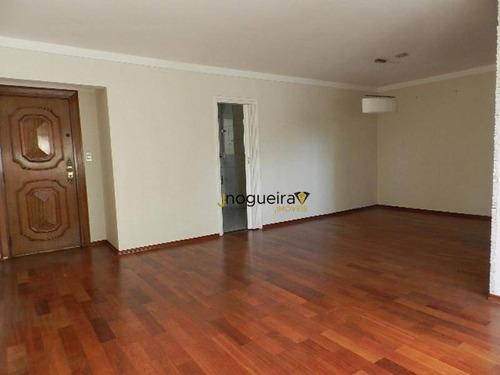 Imagem 1 de 15 de Apartamento Com 3 Dormitórios, 101 M² - Venda Por R$ 780.000,00 Ou Aluguel Por R$ 3.500,00/mês - Alto Da Boa Vista - São Paulo/sp - Ap15572